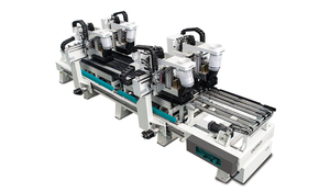 ET0724 High-Speed Throughfeed Drilling Machine
